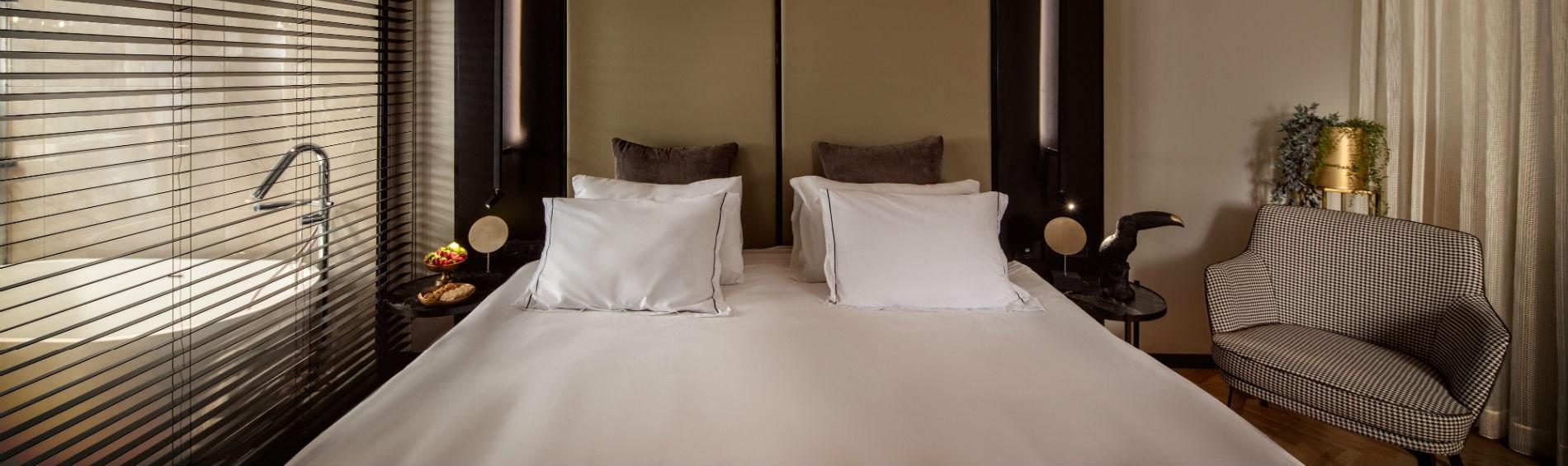חדרים וסוויטות - מלון לייקהאוס